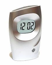 LCD Digital Wecker Digitalwecker Reisewecker Uhr Clock Hahn Vogel Zeitansage NEU