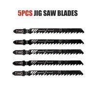 5 Stück Säbelsägeblätter T-Schaft Bosch Aufnahme für Holz Kurvenschnitt T144D