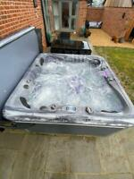 "NEW 2021 LUSO SPAS  ""THE 7000"" Person Hot Tub With BALBOA Control System"