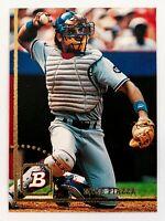 Mike Piazza #510 (1994 Bowman) Baseball Card, Los Angeles Dodgers, HOF