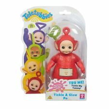 Teletubbies Teletubbie Tickle 'n and Glow Po Red Toy