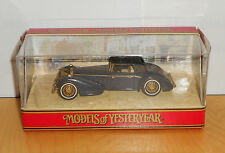 Matchbox Models of Yesteryear YY017A/D 1938 HISPANO SUIZA