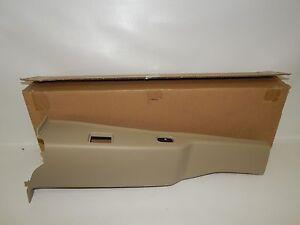 New OEM 2004-2007 Ford Freestar Monterey Driver Left Side Pillar Trim Panel