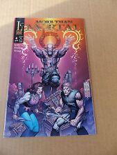 More Than Mortal 4 .  Liar Comics 1998 -  VF