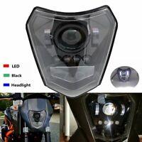 LED Headlight For KTM EXC-F EXC XCF XC-W Six Days 200 250 300 350 450 690 SMCR