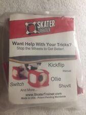 Learn Skate Tricks Faster with Skater Trainer, Beginner Skateboard Accessory