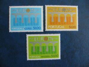 Y1, CEPT-Europa, Einzellmarke, AZOREN+MADEIRA+PORTUGAL, 1984, Postfrisch/MNH,**