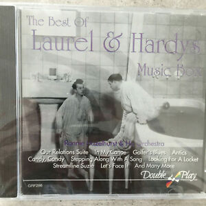 RONNIE HAZELHURST: Best of Laurel & Hardys Musicbox (Double Play GRF 286 / OVP)