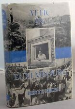 1956 ATTIC IN LUXEMBOURG Beryl Miles Bicycling in the Grand Duchy