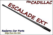 "FITS: '06-'13 Cadillac Escalade EXT - 13"" SHORT Flexible Rubber Antenna Mast"
