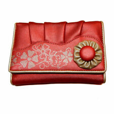 Trifold Red Women Wallet | Betty Boop Organizer Picture Holder Cute Purse
