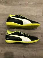 Puma Evo Touch 3 Indoor Soccer Shoes - Mens 10 - $70 Off - NEW
