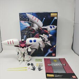 BANDAI MG 1/100 AMX-004 QUBELEY Model Kit ZZ Gundam Pre Built Master Grade