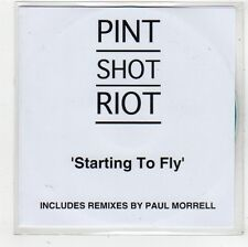 (FS938) Pint Shot Riot, Starting To Fly - 2012 DJ CD