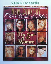 NEW COUNTRY MAGAZINE - The Best of 1995 - The Year of the Women