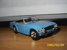 1:43 CDC Detail Cars - TRIUMPH TR6 1969