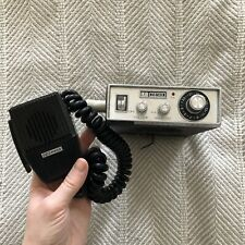 Vintage Pace CB143 CB Radio mobile unit Original Mic untested / as is /for parts