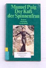 Der Kuss der Spinnenfrau, Roman, Manuel Puig
