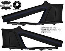 Cuarto Trasero Superior De Punto Azul 2X Panel volúmenes tapa se ajusta Toyota Supra MK3 86-93