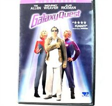 Galaxy Quest Dvd Movie Original Release