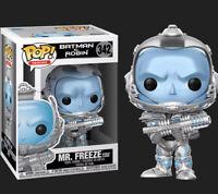 Funko Pop! Heroes: Batman & Robin- Mr. Freeze 342 In stock