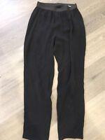 SHU MORIYAMA Women's Rayon Lose Trouser Size 38 New WithOUT Tags