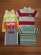 GUMBOOTS, ESPRIT, LONSDALE & CHICCO (5 items) - Boys Clothing Bundle - Size 4