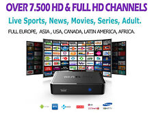 1 MONTH IPTV SUBSCRIPTION TRIAL BEST OF EUROPE, ARABIC, USA, UK, DE.