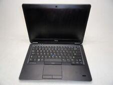 Dell Latitude E7440 Laptop Core i7-4600u@2.1GHz 4GB No HDD w/Finger Print Reader