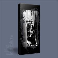 I Rolling Stones DICEMBRE's Bambini iconica foto stampa tela arte Williams