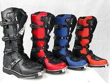Stivali scarponi per fuoristrada fuori strada enduro moto da cross quad MX boots