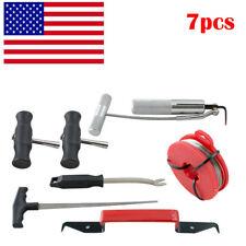 Sale! 7Pcs Windscreen Glass Removal Set Car Van Windshield Garage Hand Tools Kit
