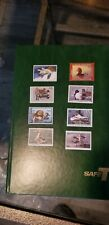Us Scott #Rw44/Rw62 Lot Of 8-Duck Stamps Mint Never Hinged