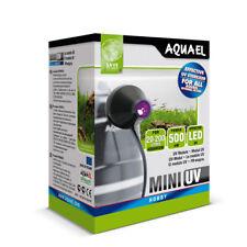 Aquael Mini UV LED Sterilisator 1W UVC UV-C Aquarium Wasserklärer Algenblüte
