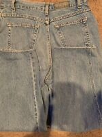 Gitano Vintage 90s Womens High Waisted Relaxed Tapered Sz 14 Tall Mom Jeans EUC