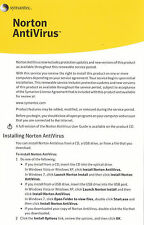 Norton AntiVirus  Small Business Edition 10-User Product Key Card Free Upgrade