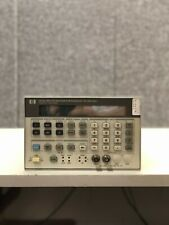 Hewlett & Packard 8904A Multifunction Synthesizer, DC-600 KHz