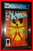 UNCANNY X-MEN #199 1985 Marvel Comics CGC 9.8 NM/MT