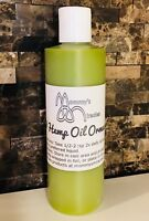 Hemp Oil Ormus (Monoatomic Gold Manna), 8oz