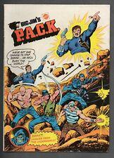 Big Jim's P.A.C.K. #0 Marvel/MATTEL promo comic 1975