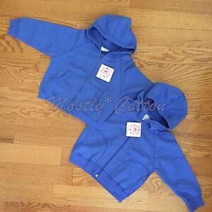 NWT 80 90 100 classic Hanna Andersson zip-up hoodie Survivor Jacket sweatshirt