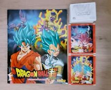 PANINI DRAGONBALL SUPER - SERIE 1 (STICKERS) FRENCH ALBUM + COMPLETE SET