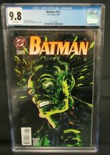 Batman #527 (1996) Kelley Jones Cover CGC 9.8 CE039