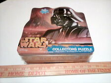 Star Wars Darth Vader 1000pc Puzzle in Collector Tin by Disney Nib