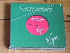 NEW/SEALED 3 CD Virgin Records: New Gold Dreams 1979-83  OMD/Japan/Ruts/Magazine