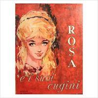 Rosa E I Suoi Cugini,Alcott Luisa M.  ,Editrice La Sorgente,1962
