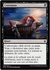 MTG Magic XLN - (x4) Duress/Contrainte, French/VF