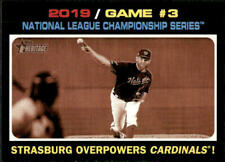 2020 Heritage Baseball Card Singles (201-400) Complete Your Set Buy 4 Get 2 FREE