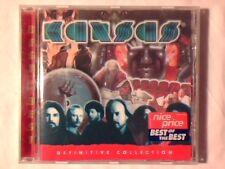 KANSAS Definitive collection cd AUSTRIA
