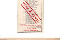 CALCIATORI ORIGINALE FIGURINA RELI VOLPATO GIANFRANCO L. R. VICENZA 1968